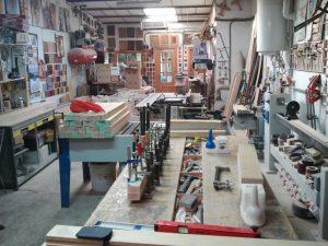 taller carpinteria la venta